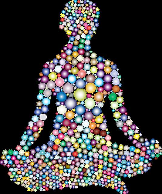 Mindfulness Beginn einer Reise Kraft schöpfen